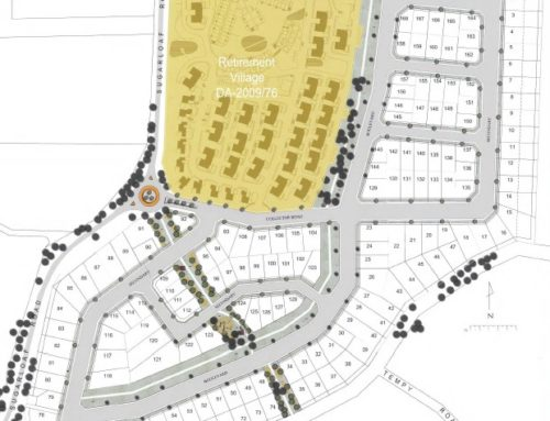 Sugarloaf Road Residential Master Plan