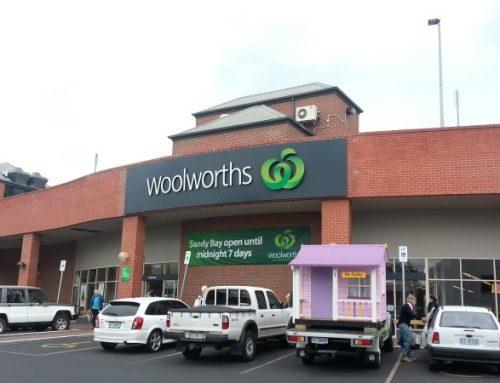 Woolworths Sandy Bay