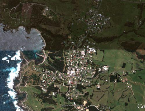 Bass Strait Island Mini-Hubs