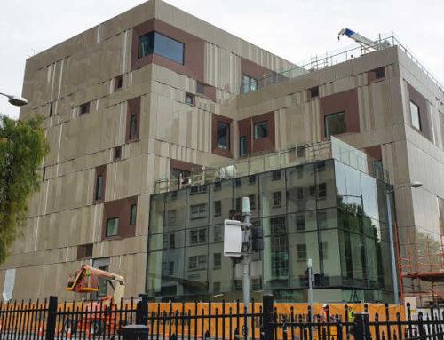 Hedberg Building