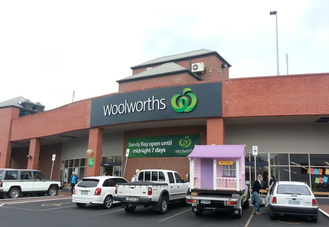 Woolworths Sandy Bay