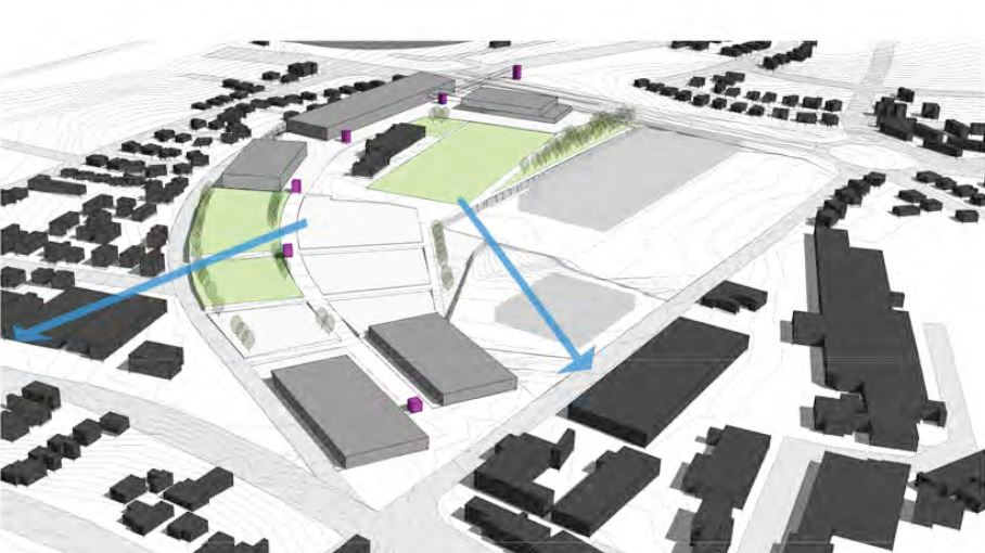 Hobart Showgrounds Master Plan