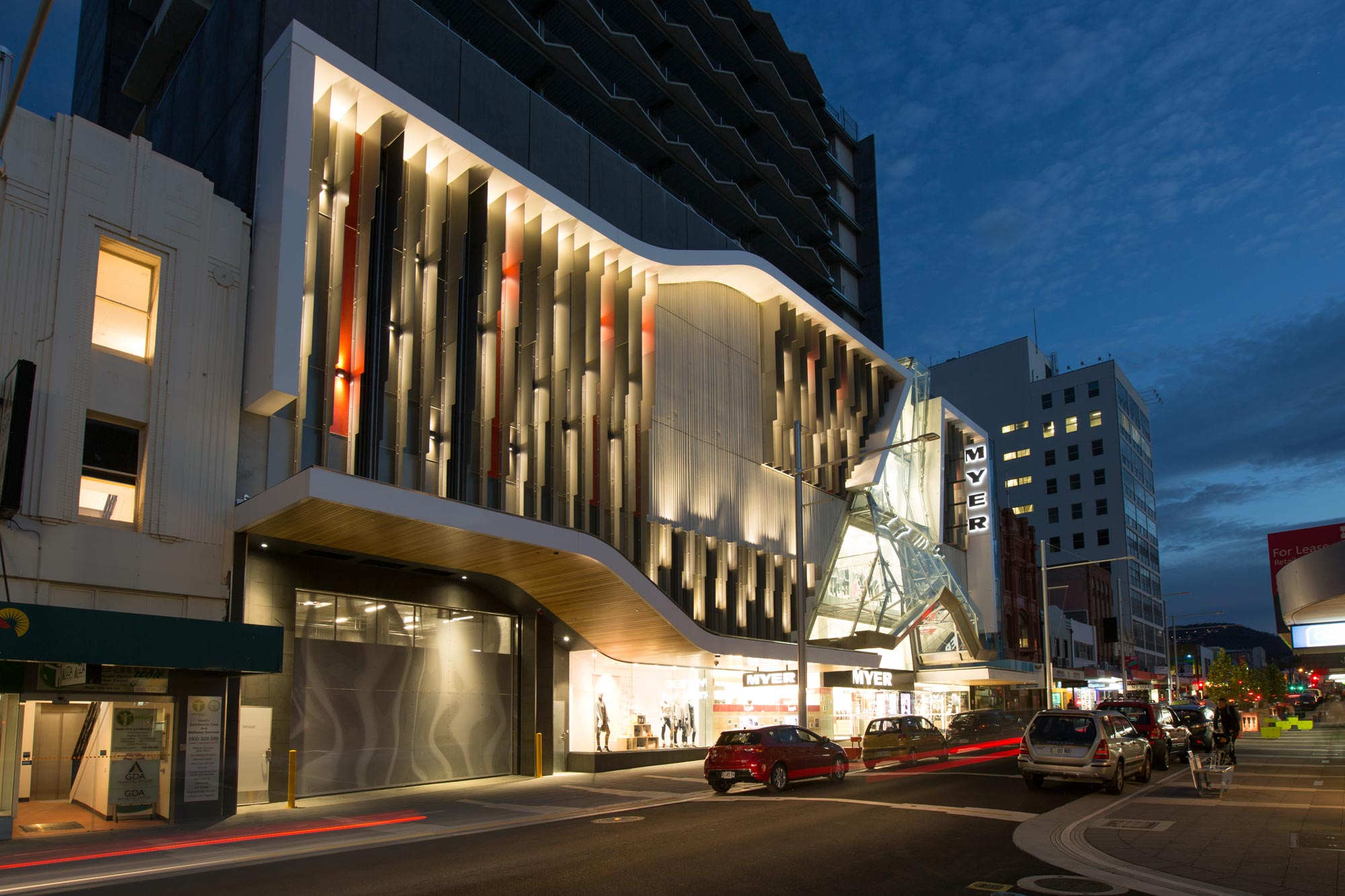 ICON/Myer Redevelopment